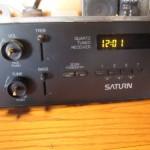 1991-1994 Radio Only