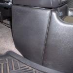 Driver front console trim piece