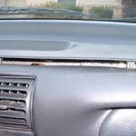 Saturn S-Series dash top removal