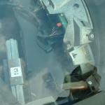 Saturn S-Series dash top removal