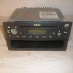 Saturn 2000-2002 Radio CD