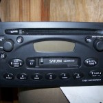 Saturn 2000-2002 CD Cassette