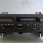 Saturn 1995-1999 Radio Cassette