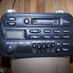 Saturn 1995-1999 Stereo Cassette with Equalizer