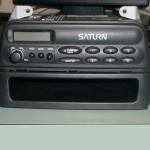 Saturn 1995 to 1999 Radio