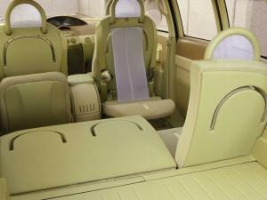 Saturn CV1 Concept (2000)_Interior