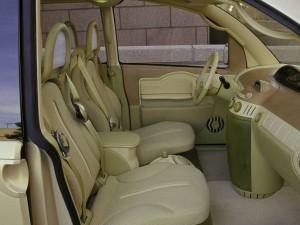 Saturn CV1 Concept (2000)_Interior(ic dizayn)