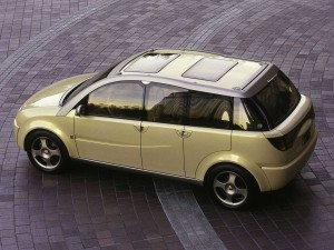 Saturn CV1 Concept (2000)_Pictures